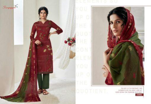 Suryajyoti Naishaa Vol 25 Salwar Suit Wholesale Catalog 11 Pcs 2 510x352 - Suryajyoti Naishaa Vol 25 Salwar Suit Wholesale Catalog 11 Pcs