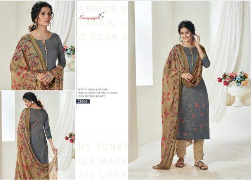Suryajyoti Naishaa Vol 25 Salwar Suit Wholesale Catalog 11 Pcs 8 510x366 - Suryajyoti Naishaa Vol 25 Salwar Suit Wholesale Catalog 11 Pcs