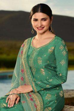 Vinay Kaseesh Ambition Vol 3 Prachi Desai Salwar Suit Wholesale Catalog 6 Pcs