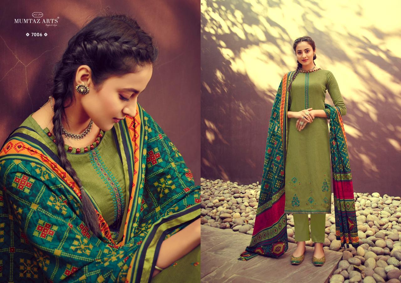 Mumtaz Arts Ikkat Patola Salwar Suit Wholesale Catalog 10 Pcs 4 - Mumtaz Arts Ikkat Patola Salwar Suit Wholesale Catalog 10 Pcs