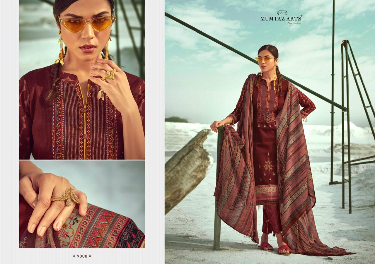 Mumtaz Arts Sajda Salwar Suit Wholesale Catalog 9 Pcs 10 - Mumtaz Arts Sajda Salwar Suit Wholesale Catalog 9 Pcs