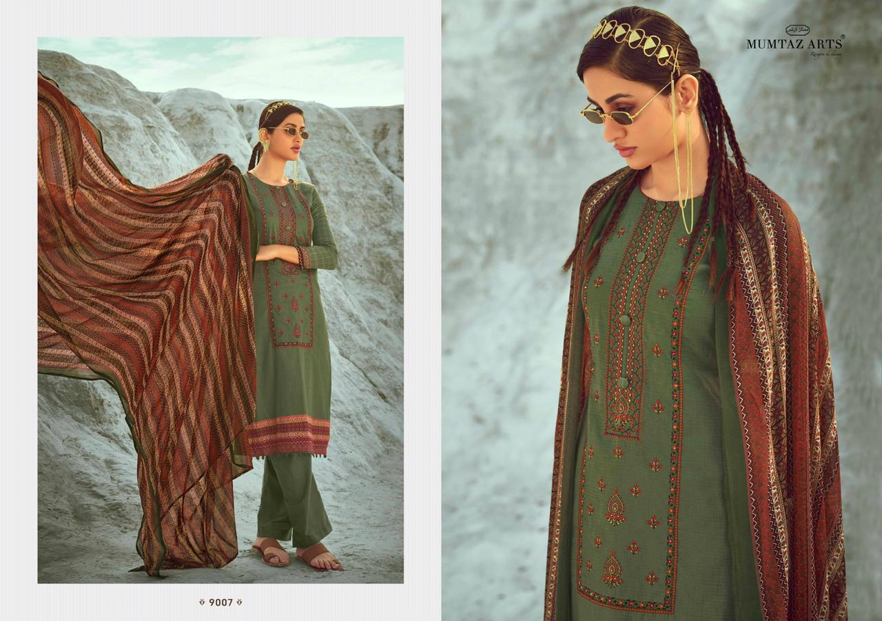Mumtaz Arts Sajda Salwar Suit Wholesale Catalog 9 Pcs 15 - Mumtaz Arts Sajda Salwar Suit Wholesale Catalog 9 Pcs
