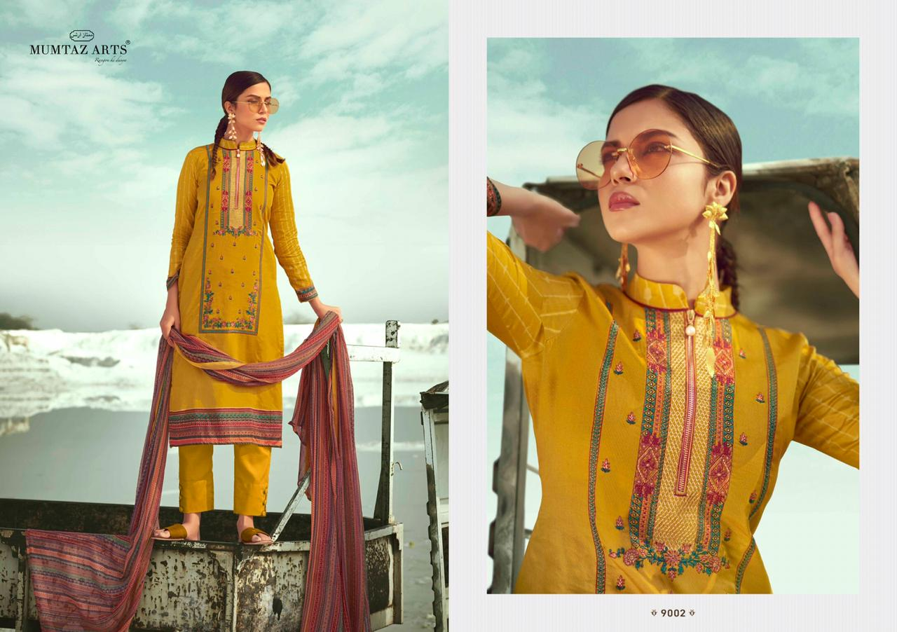 Mumtaz Arts Sajda Salwar Suit Wholesale Catalog 9 Pcs 4 - Mumtaz Arts Sajda Salwar Suit Wholesale Catalog 9 Pcs
