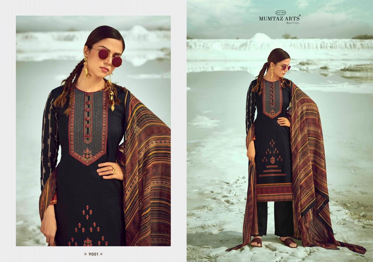 Mumtaz Arts Sajda Salwar Suit Wholesale Catalog 9 Pcs 6 - Mumtaz Arts Sajda Salwar Suit Wholesale Catalog 9 Pcs