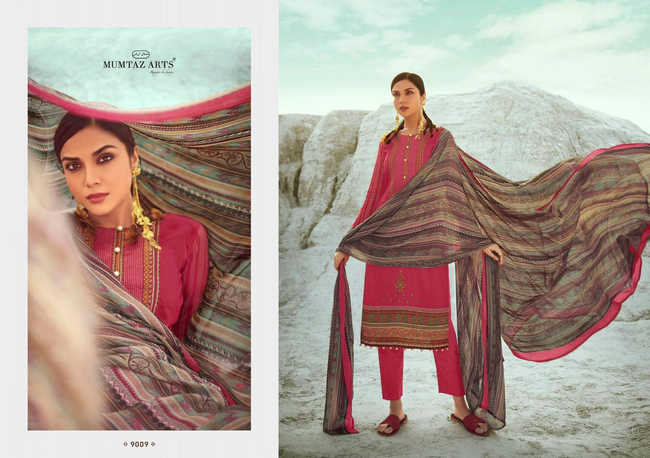 Mumtaz Arts Sajda Salwar Suit Wholesale Catalog 9 Pcs 8 - Mumtaz Arts Sajda Salwar Suit Wholesale Catalog 9 Pcs
