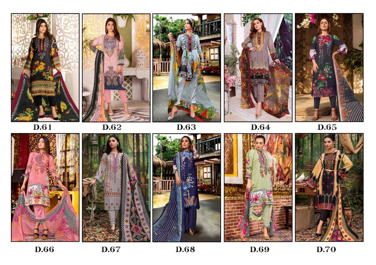 Gull AAhmed Vol 7 Lawn Colletion Salwar Suit Wholesale Catalog 10 Pcs 17 - Gull AAhmed Vol 7 Lawn Colletion Salwar Suit Wholesale Catalog  10 Pcs
