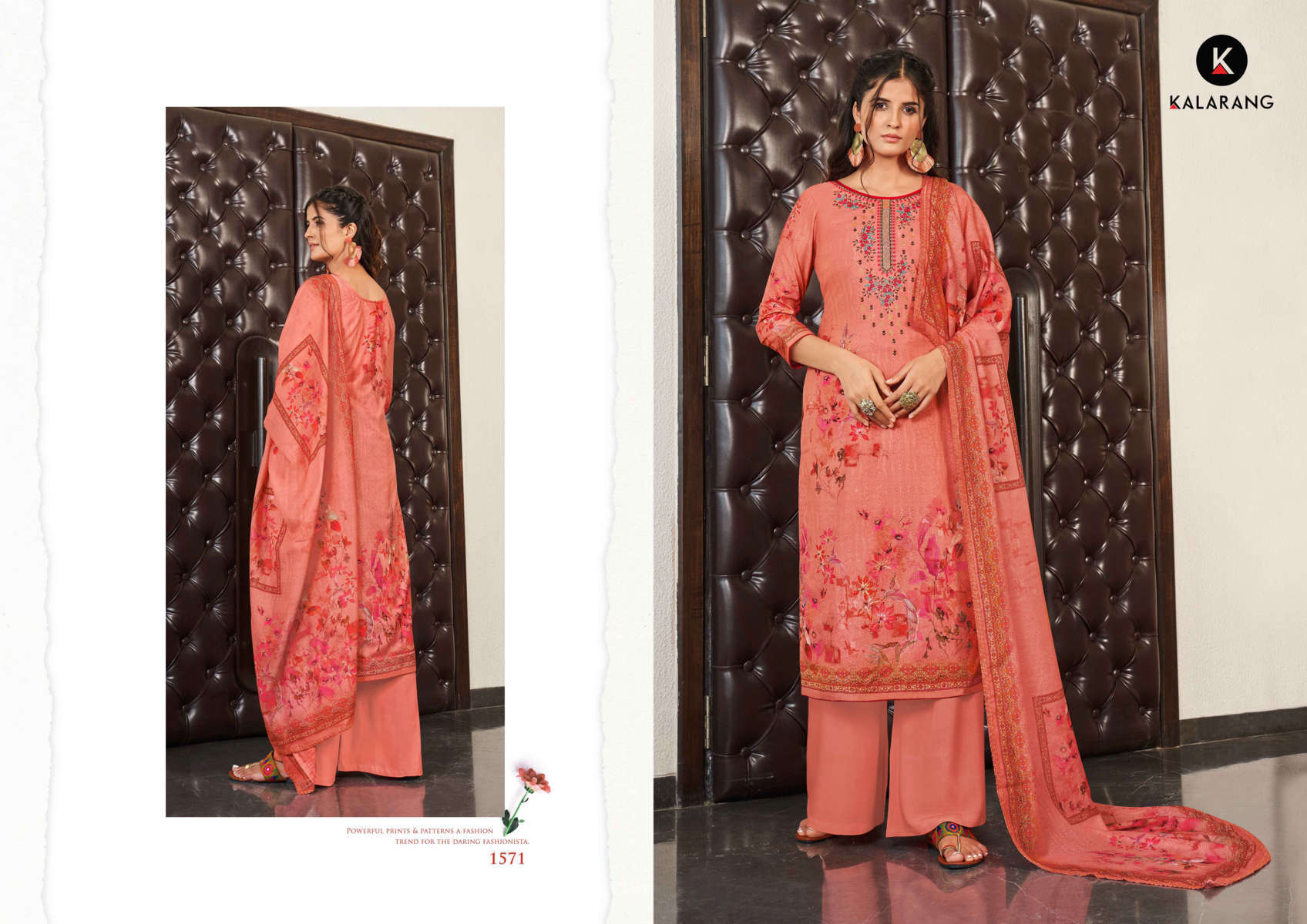 Kalarang Charming Vol 3 by Kessi Salwar Suit Wholesale Catalog 4 Pcs 2 - Kalarang Charming Vol 3 by Kessi Salwar Suit Wholesale Catalog 4 Pcs