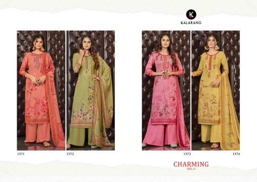 Kalarang Charming Vol 3 by Kessi Salwar Suit Wholesale Catalog 4 Pcs 7 510x361 - Kalarang Charming Vol 3 by Kessi Salwar Suit Wholesale Catalog 4 Pcs