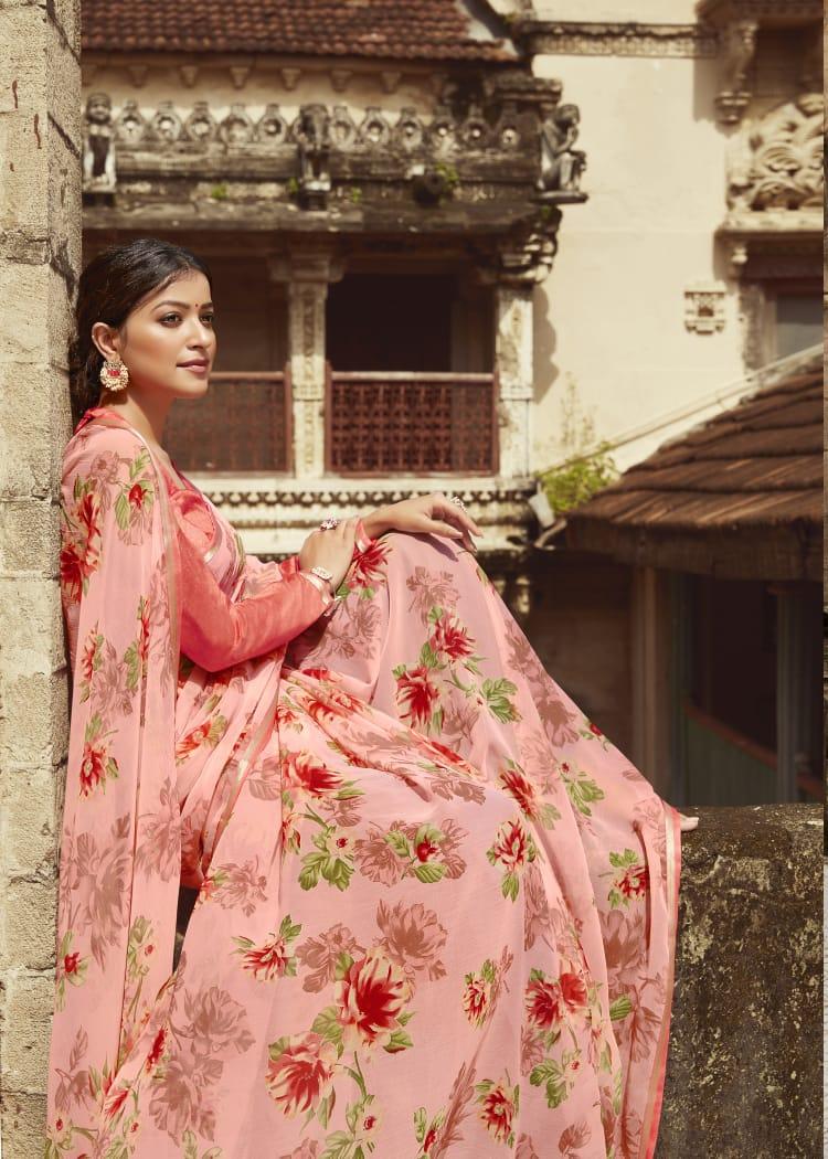 Kashvi Inayat by Lt Fabrics Saree Sari Wholesale Catalog 10 Pcs 10 - Kashvi Inayat by Lt Fabrics Saree Sari Wholesale Catalog 10 Pcs