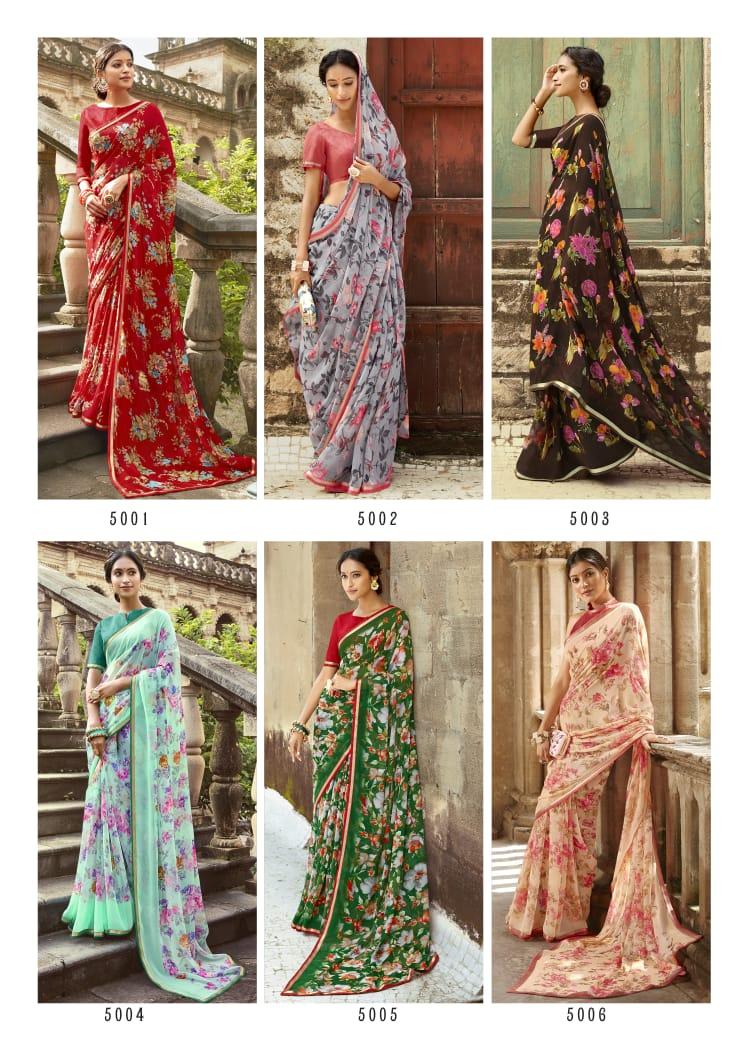Kashvi Inayat by Lt Fabrics Saree Sari Wholesale Catalog 10 Pcs 23 - Kashvi Inayat by Lt Fabrics Saree Sari Wholesale Catalog 10 Pcs