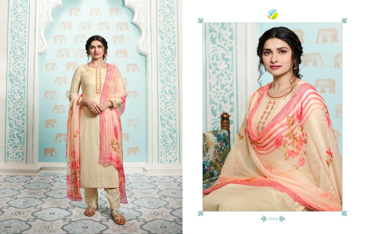 Kervin Aarushi by Vinay Salwar Suit Wholesale Catalog 8 Pcs 10 - Kervin Aarushi by Vinay Salwar Suit Wholesale Catalog 8 Pcs