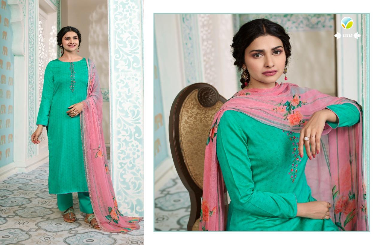 Kervin Aarushi by Vinay Salwar Suit Wholesale Catalog 8 Pcs 2 - Kervin Aarushi by Vinay Salwar Suit Wholesale Catalog 8 Pcs