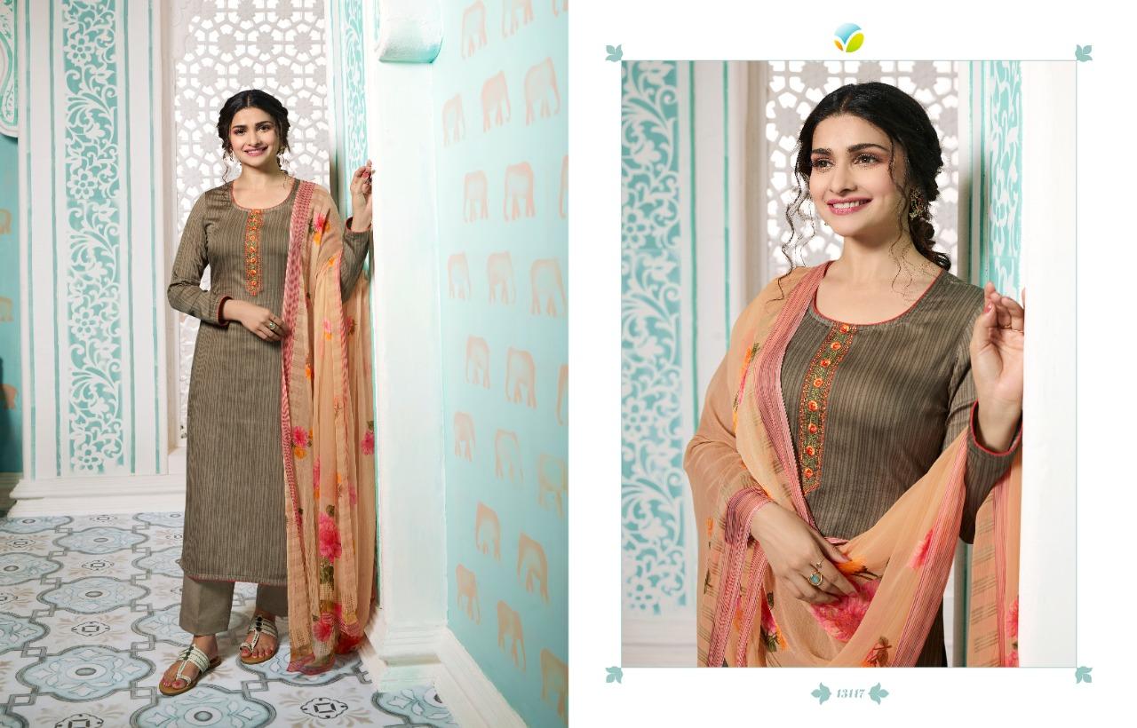 Kervin Aarushi by Vinay Salwar Suit Wholesale Catalog 8 Pcs 3 - Kervin Aarushi by Vinay Salwar Suit Wholesale Catalog 8 Pcs