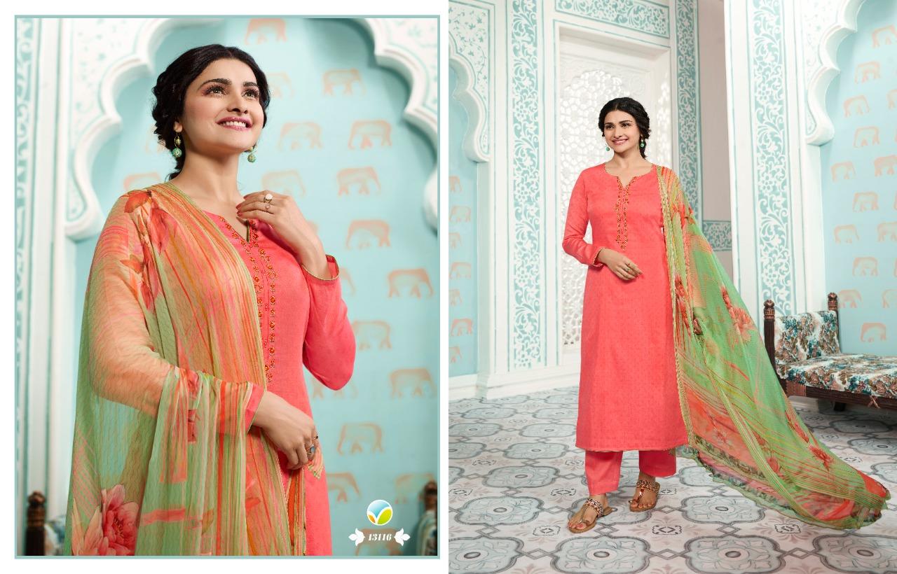 Kervin Aarushi by Vinay Salwar Suit Wholesale Catalog 8 Pcs 4 - Kervin Aarushi by Vinay Salwar Suit Wholesale Catalog 8 Pcs