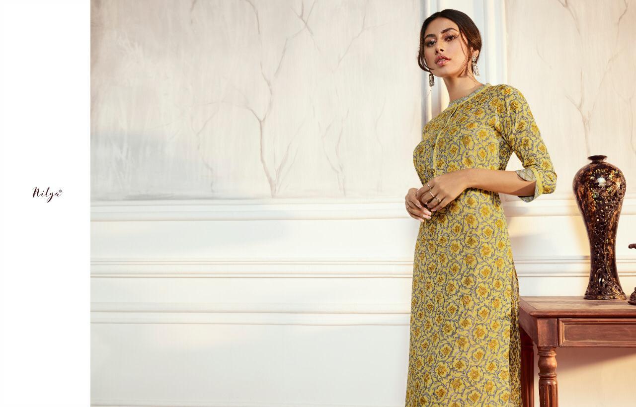Lt Fabrics Nitya Aahna Vol 2 Kurti with Palazzo Wholesale Catalog 8 Pcs 1 - Lt Fabrics Nitya Aahna Vol 2 Kurti with Palazzo Wholesale Catalog 8 Pcs