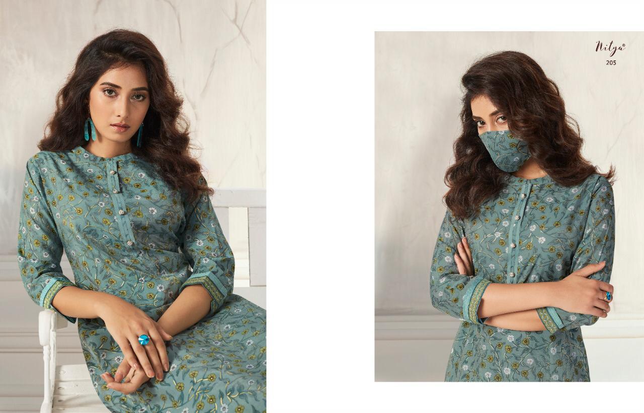 Lt Fabrics Nitya Aahna Vol 2 Kurti with Palazzo Wholesale Catalog 8 Pcs 7 - Lt Fabrics Nitya Aahna Vol 2 Kurti with Palazzo Wholesale Catalog 8 Pcs