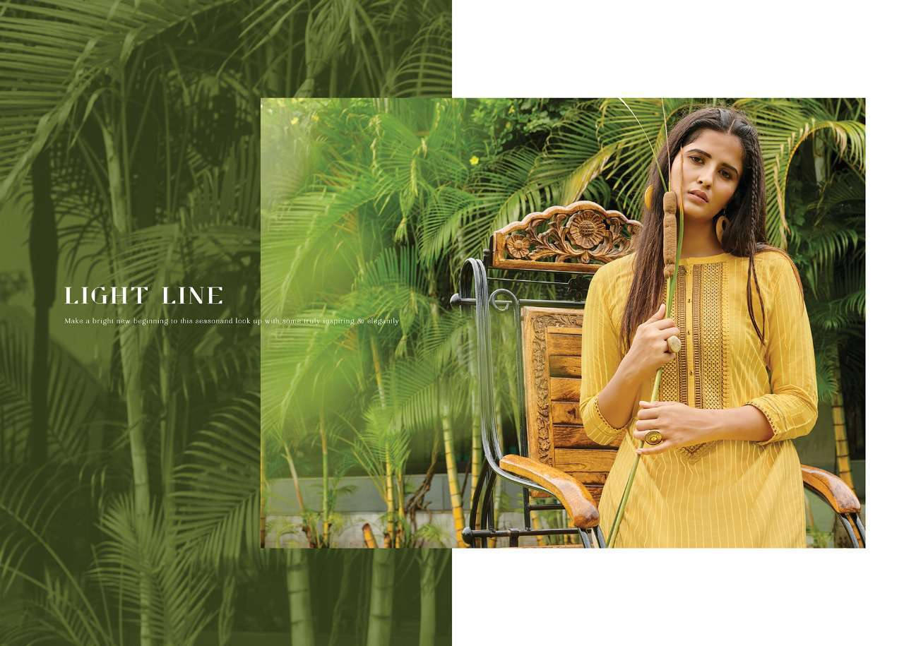 Rangoon Light Line Kurti by Kessi Wholesale Catalog 8 Pcs 7SF - Rangoon Light Line Kurti by Kessi Wholesale Catalog 8 Pcs