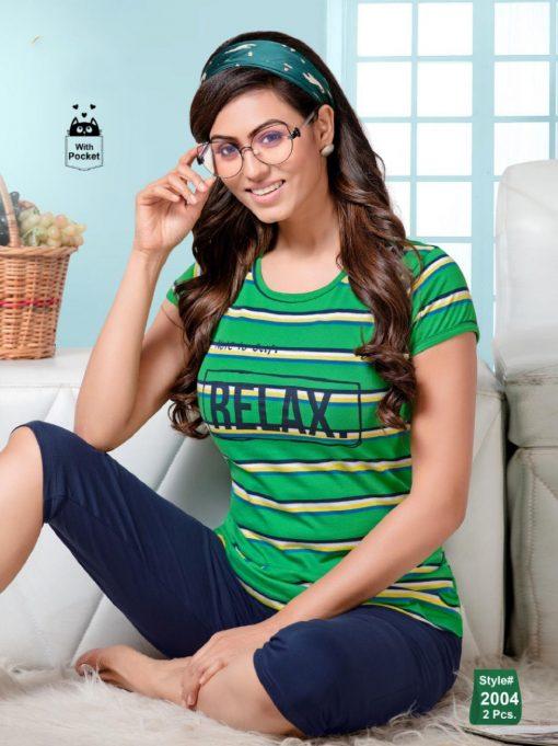 SF Night Wear Vol 49 Wholesale Catalog 6 Pcs 5 510x681 - SF Night Wear Vol 49 Wholesale Catalog 6 Pcs