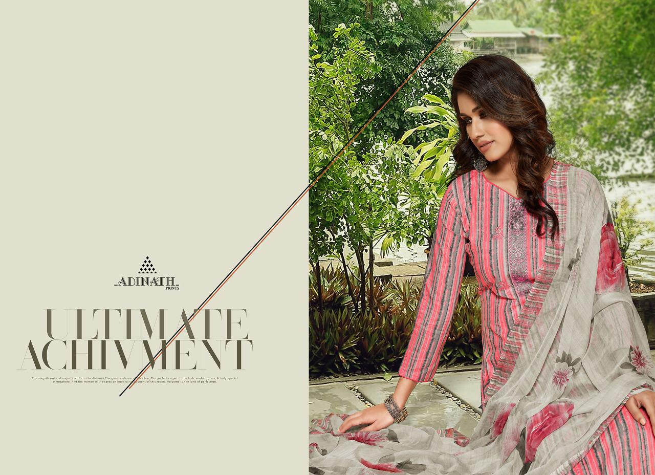 Adinath Heena Salwar Suit Wholesale Catalog 8 Pcs 1 - Adinath Heena Salwar Suit Wholesale Catalog 8 Pcs