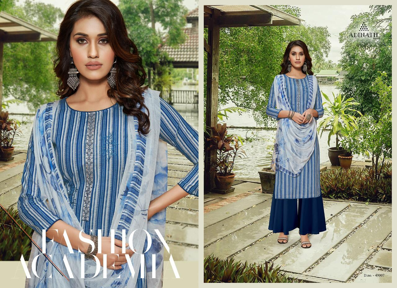 Adinath Heena Salwar Suit Wholesale Catalog 8 Pcs 8 - Adinath Heena Salwar Suit Wholesale Catalog 8 Pcs