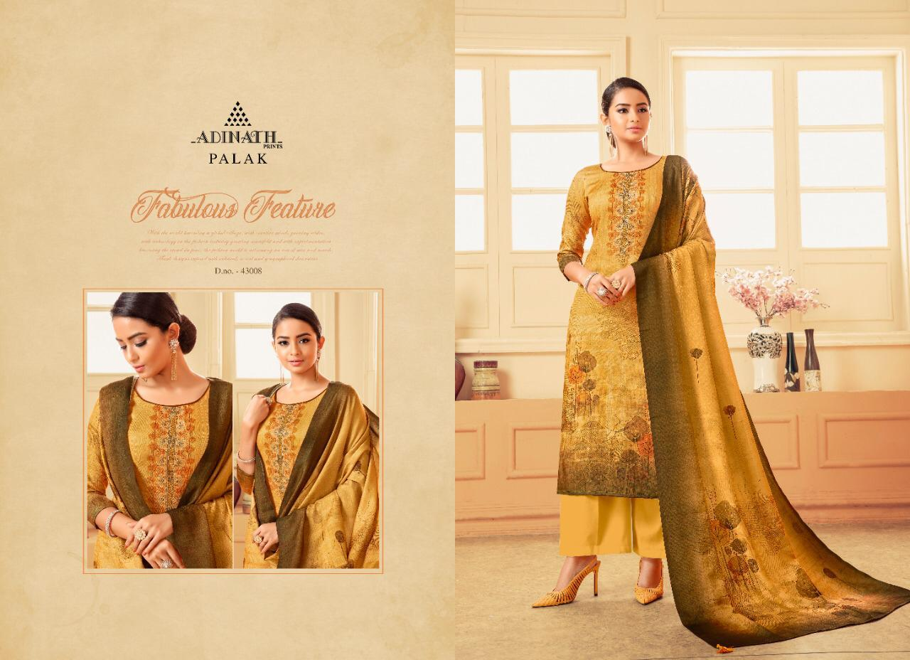 Adinath Palak Pashmina Salwar Suit Wholesale Catalog 8 Pcs 5 - Adinath Palak Pashmina Salwar Suit Wholesale Catalog 8 Pcs