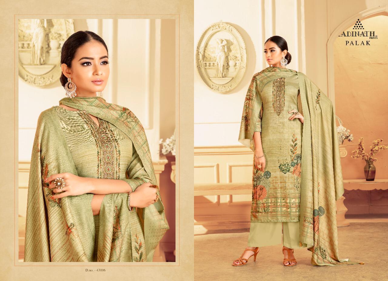 Adinath Palak Pashmina Salwar Suit Wholesale Catalog 8 Pcs 6 - Adinath Palak Pashmina Salwar Suit Wholesale Catalog 8 Pcs