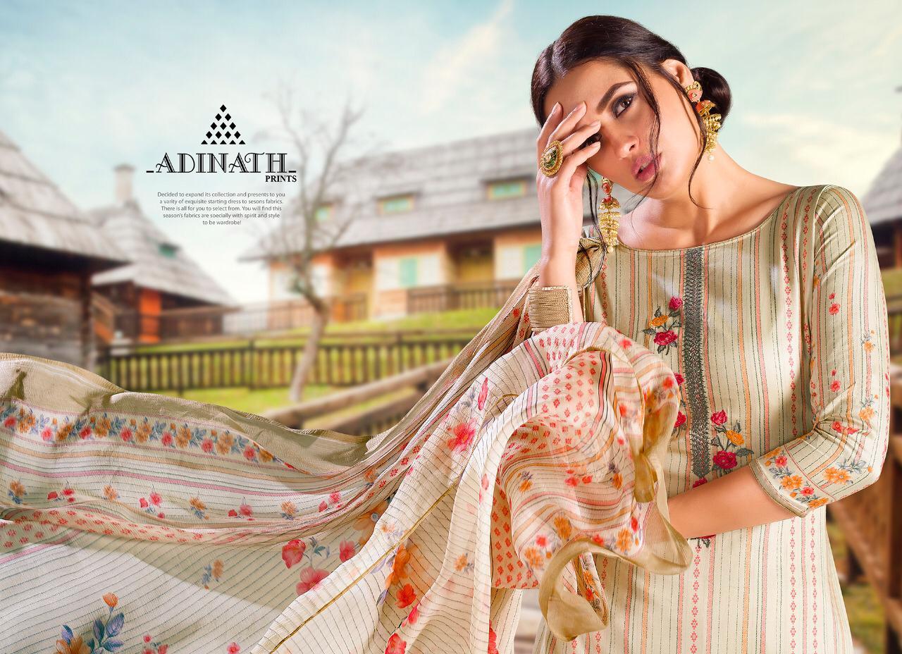Adinath Zainab Salwar Suit Wholesale Catalog 6 Pcs 1 - Adinath Zainab Salwar Suit Wholesale Catalog 6 Pcs