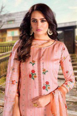 Adinath Zainab Salwar Suit Wholesale Catalog 6 Pcs