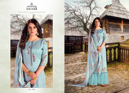 Adinath Zainab Salwar Suit Wholesale Catalog 6 Pcs 3 510x370 - Adinath Zainab Salwar Suit Wholesale Catalog 6 Pcs