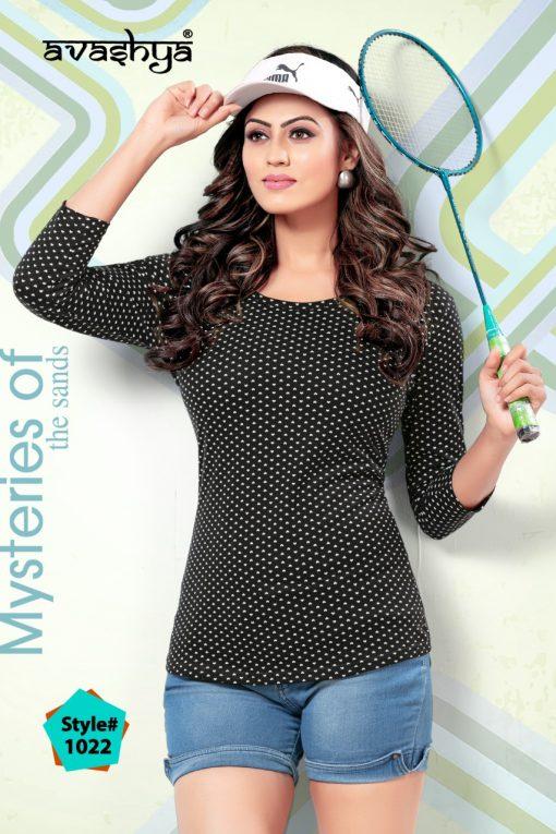 Avashya Remix Vol 3 T Shirt Wholesale Catalog 8 Pcs 6 510x765 - Avashya Remix Vol 3 T-Shirt Wholesale Catalog 8 Pcs