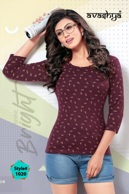Avashya Remix Vol 3 T Shirt Wholesale Catalog 8 Pcs 7 510x765 - Avashya Remix Vol 3 T-Shirt Wholesale Catalog 8 Pcs