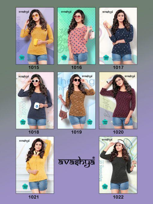 Avashya Remix Vol 3 T Shirt Wholesale Catalog 8 Pcs 9 510x680 - Avashya Remix Vol 3 T-Shirt Wholesale Catalog 8 Pcs
