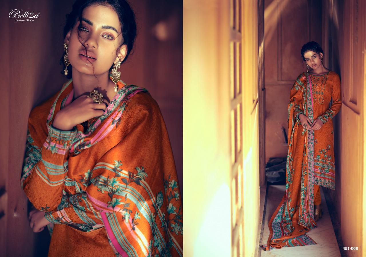 Belliza Riwayat Pashmina Salwar Suit Wholesale Catalog 10 Pcs 16 - Belliza Riwayat Pashmina Salwar Suit Wholesale Catalog 10 Pcs