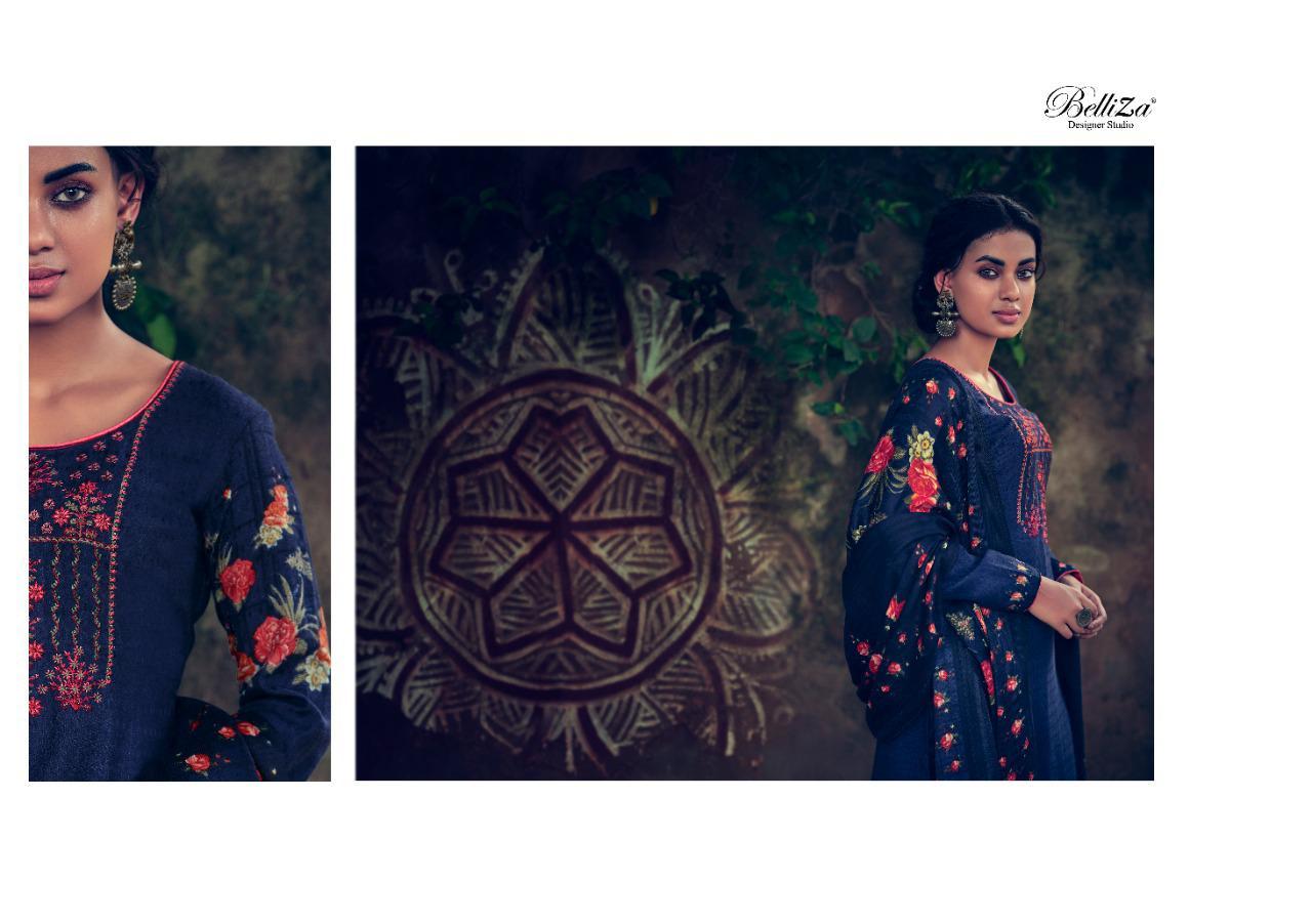 Belliza Riwayat Pashmina Salwar Suit Wholesale Catalog 10 Pcs 2 - Belliza Riwayat Pashmina Salwar Suit Wholesale Catalog 10 Pcs