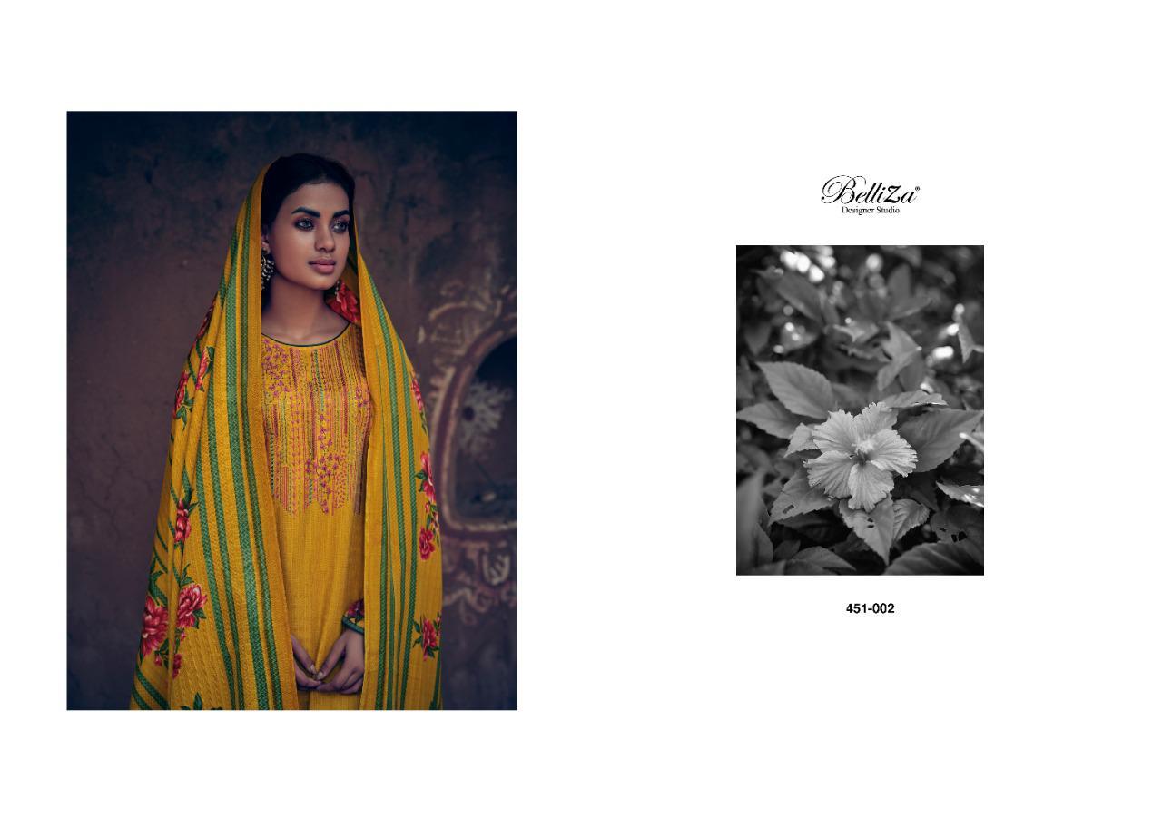 Belliza Riwayat Pashmina Salwar Suit Wholesale Catalog 10 Pcs 7 - Belliza Riwayat Pashmina Salwar Suit Wholesale Catalog 10 Pcs
