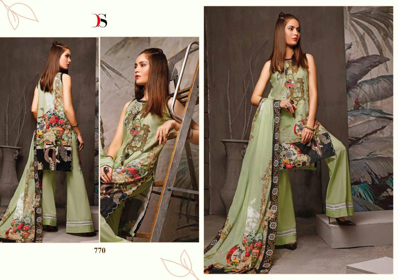 Deepsy Firdous Salwar Suit Wholesale Catalog 10 Pcs 13 - Deepsy Firdous Salwar Suit Wholesale Catalog 10 Pcs