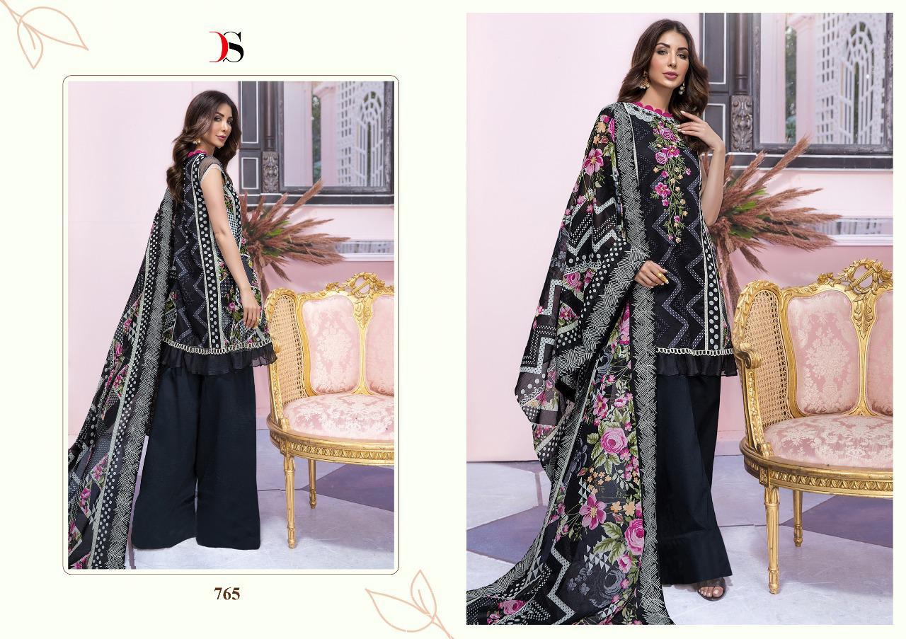 Deepsy Firdous Salwar Suit Wholesale Catalog 10 Pcs 5 - Deepsy Firdous Salwar Suit Wholesale Catalog 10 Pcs
