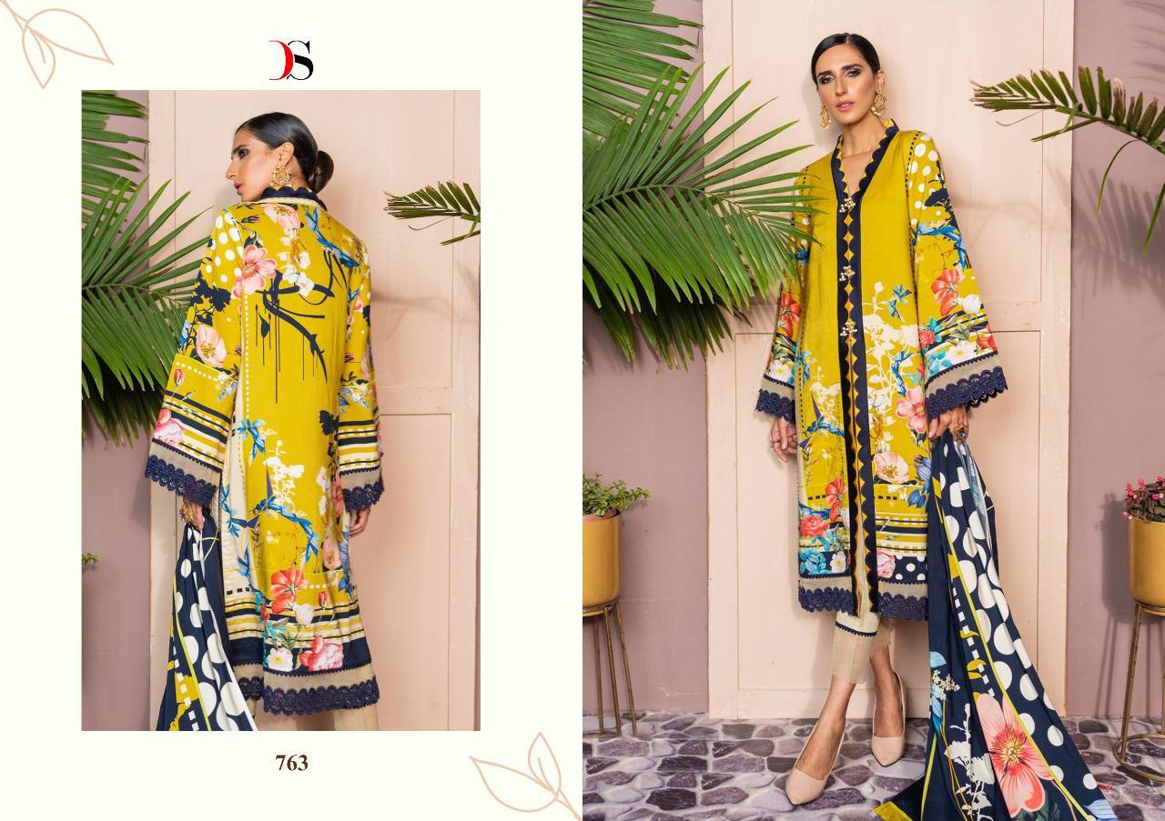 Deepsy Firdous Salwar Suit Wholesale Catalog 10 Pcs 6 - Deepsy Firdous Salwar Suit Wholesale Catalog 10 Pcs