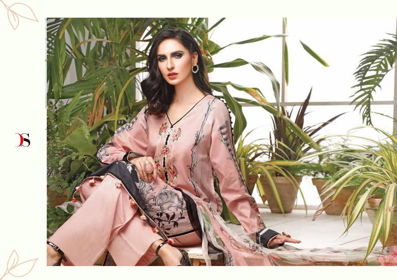 Deepsy Firdous Salwar Suit Wholesale Catalog 10 Pcs 8 - Deepsy Firdous Salwar Suit Wholesale Catalog 10 Pcs