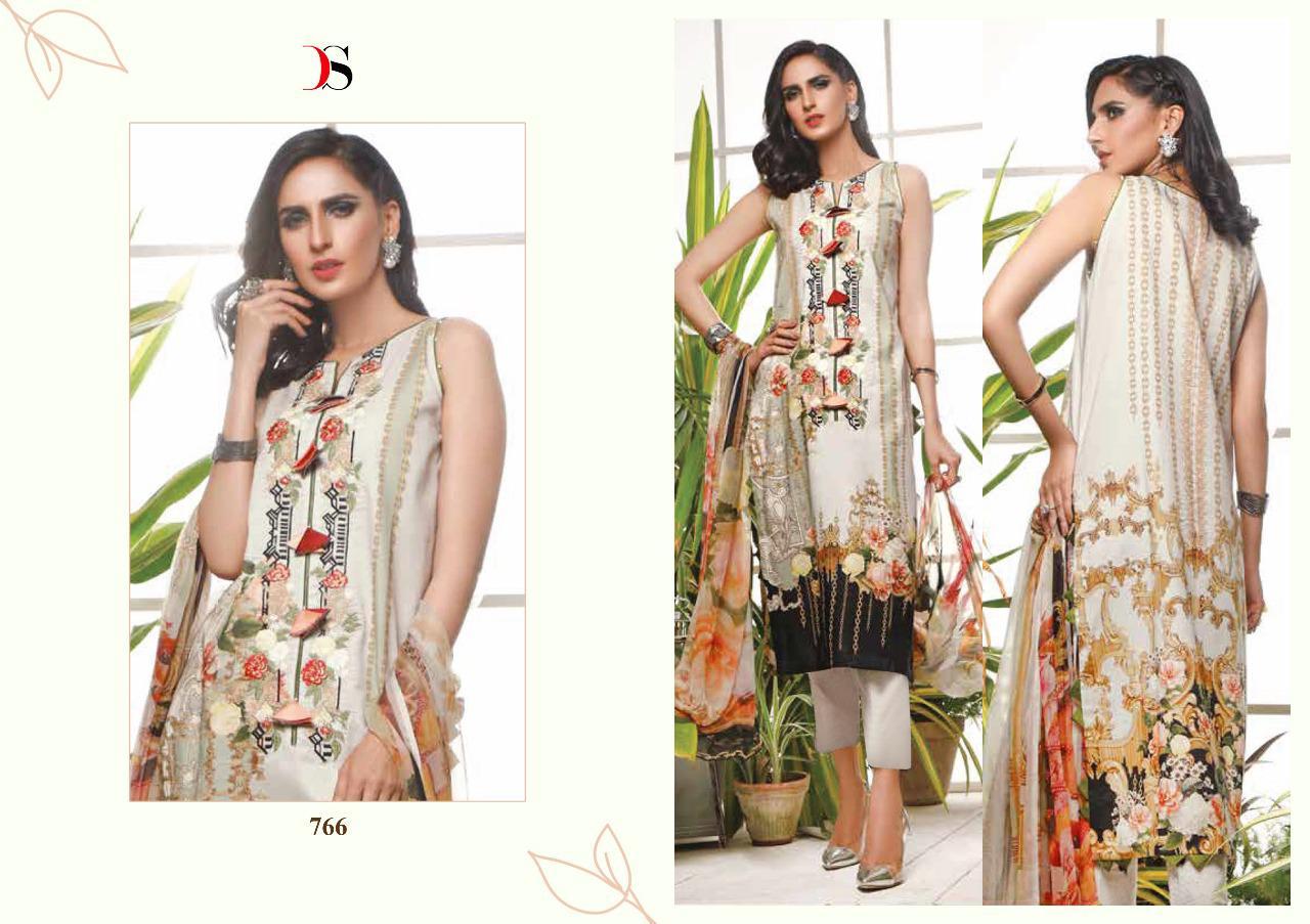 Deepsy Firdous Salwar Suit Wholesale Catalog 10 Pcs 9 - Deepsy Firdous Salwar Suit Wholesale Catalog 10 Pcs