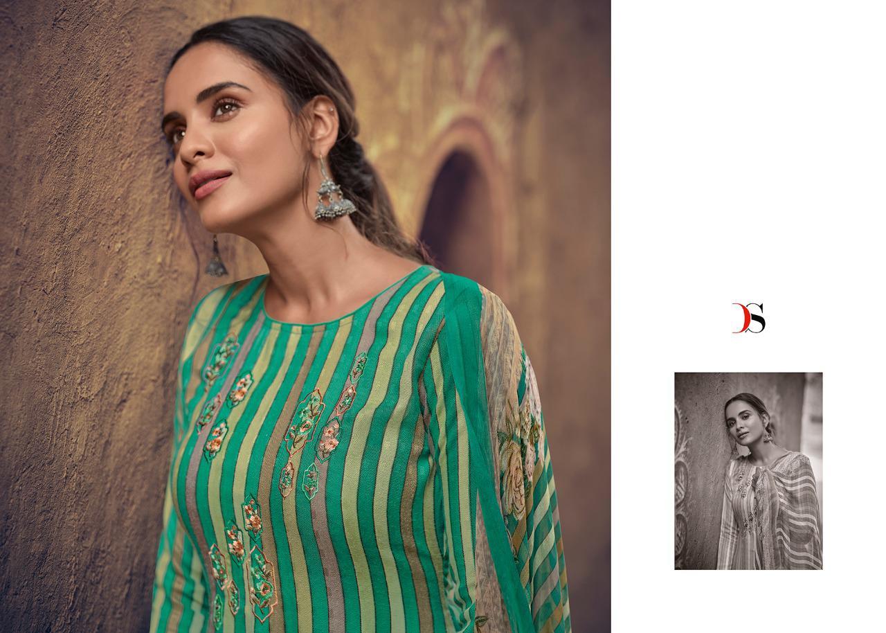 Deepsy Mishka Pashmina Salwar Suit Wholesale Catalog 6 Pcs 1 - Deepsy Mishka Pashmina Salwar Suit Wholesale Catalog 6 Pcs