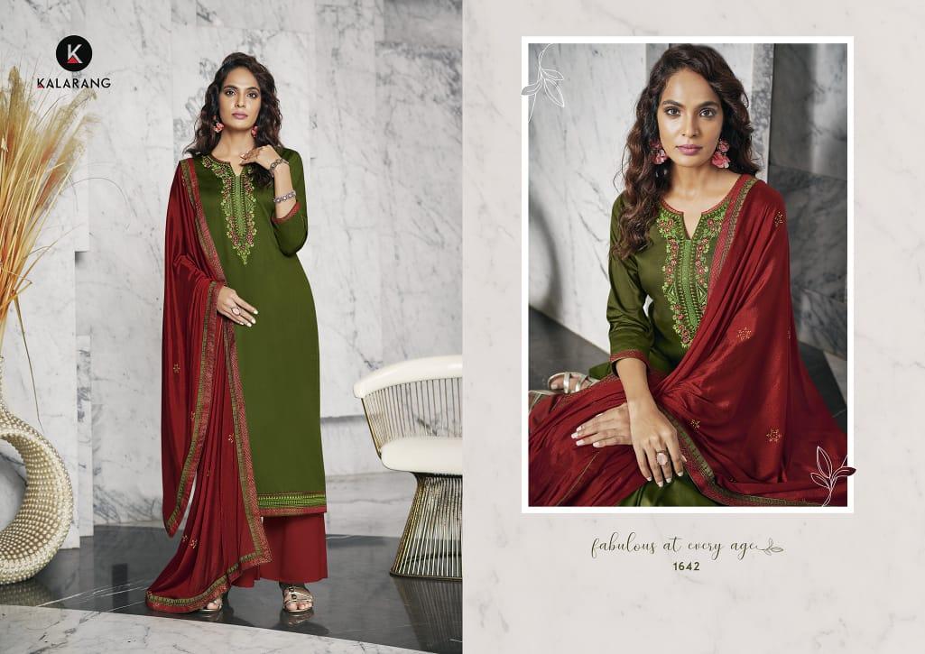 Kalarang Jessica Vol 2 by Kessi Salwar Suit Wholesale Catalog 4 Pcs 3 - Kalarang Jessica Vol 2 by Kessi Salwar Suit Wholesale Catalog 4 Pcs