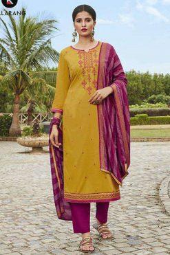 Kalarang Saloni Vol 2 by Kessi Salwar Suit Wholesale Catalog 4 Pcs