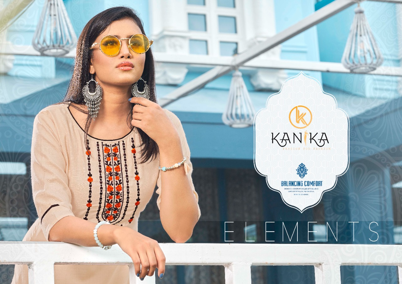 Kanika Anuroop Vol 3 Kurti Wholesale Catalog 10 Pcs 1 - Kanika Anuroop Vol 3 Kurti Wholesale Catalog 10 Pcs