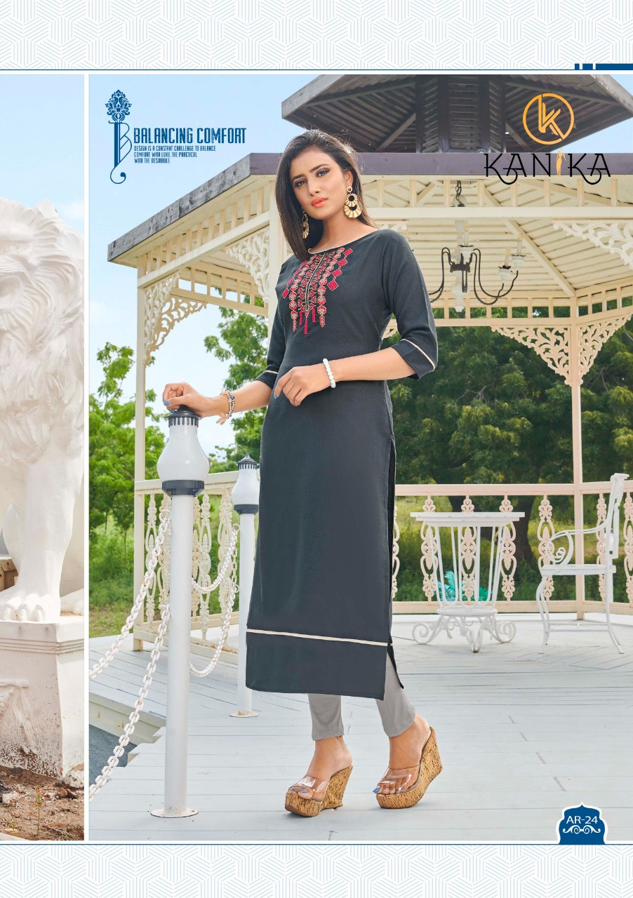 Kanika Anuroop Vol 3 Kurti Wholesale Catalog 10 Pcs 11 - Kanika Anuroop Vol 3 Kurti Wholesale Catalog 10 Pcs