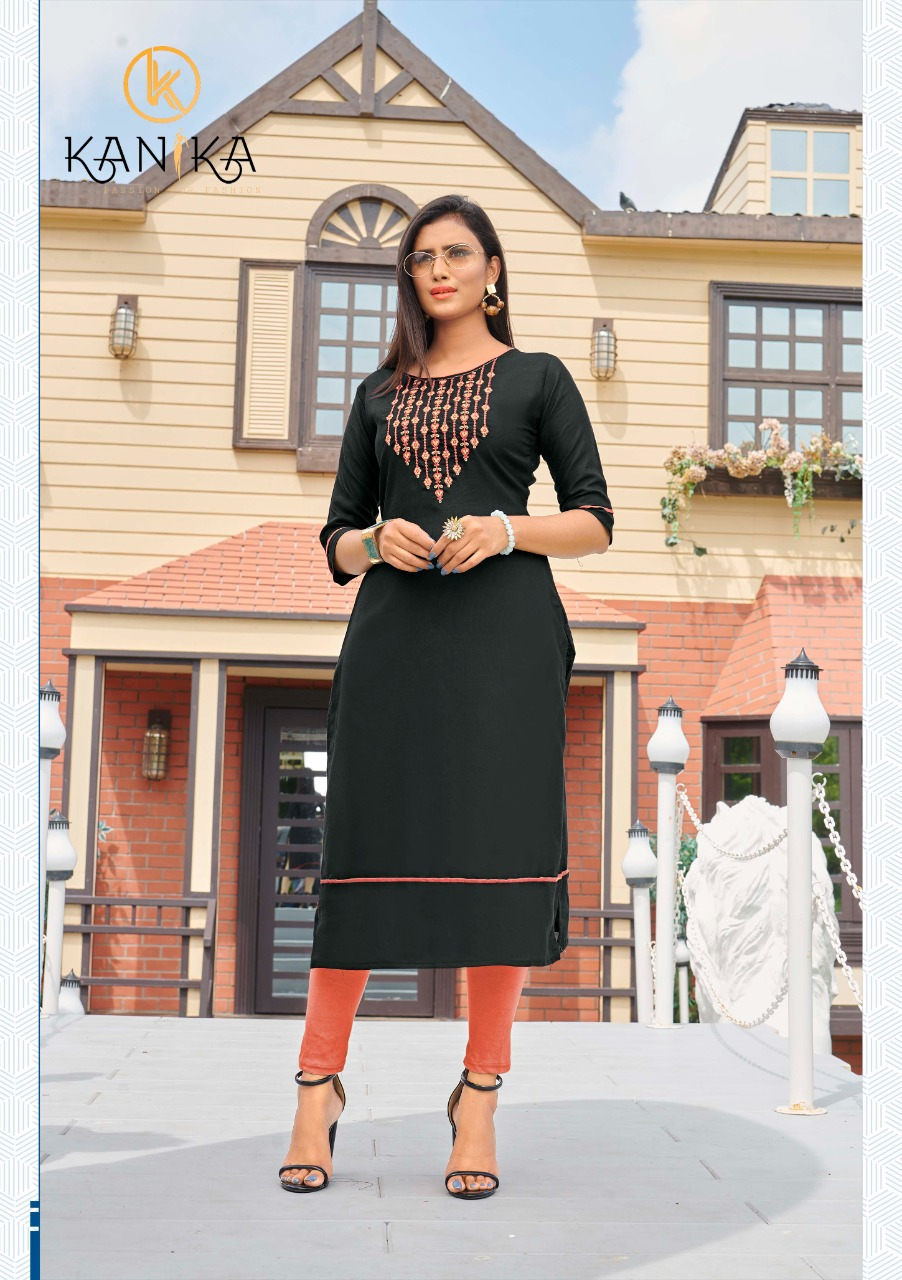 Kanika Anuroop Vol 3 Kurti Wholesale Catalog 10 Pcs 12 - Kanika Anuroop Vol 3 Kurti Wholesale Catalog 10 Pcs