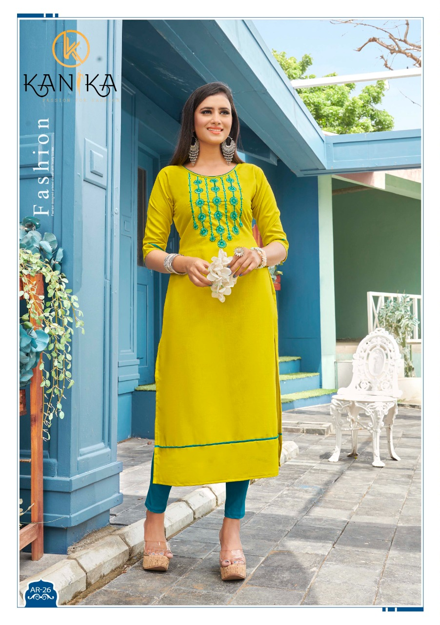 Kanika Anuroop Vol 3 Kurti Wholesale Catalog 10 Pcs 13 - Kanika Anuroop Vol 3 Kurti Wholesale Catalog 10 Pcs