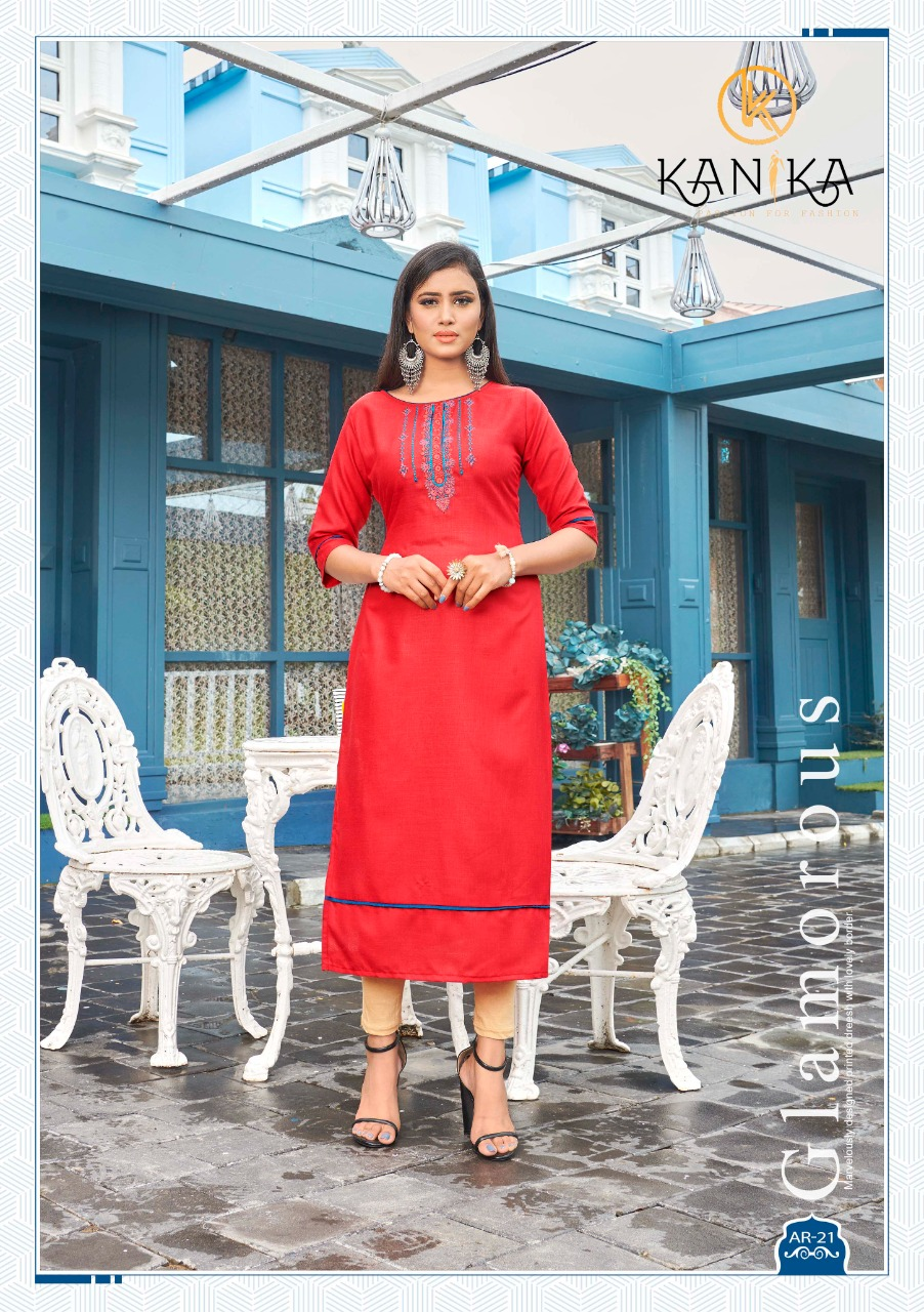 Kanika Anuroop Vol 3 Kurti Wholesale Catalog 10 Pcs 4 - Kanika Anuroop Vol 3 Kurti Wholesale Catalog 10 Pcs