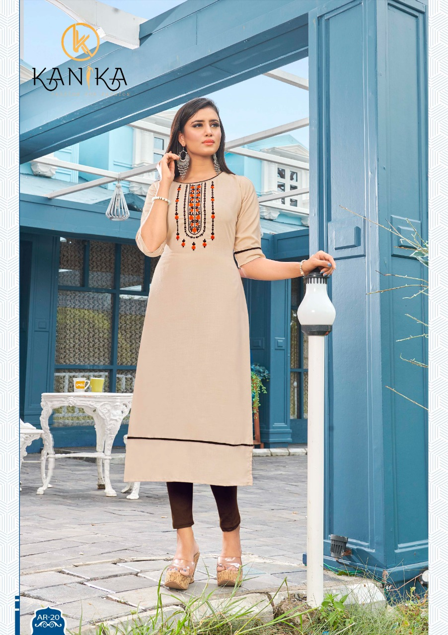 Kanika Anuroop Vol 3 Kurti Wholesale Catalog 10 Pcs 5 - Kanika Anuroop Vol 3 Kurti Wholesale Catalog 10 Pcs