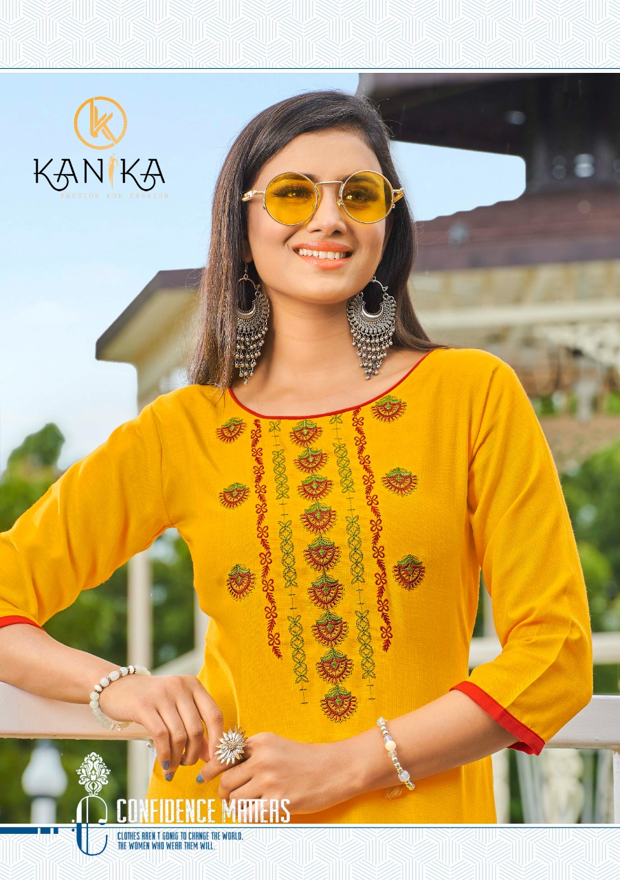 Kanika Anuroop Vol 3 Kurti Wholesale Catalog 10 Pcs 7 - Kanika Anuroop Vol 3 Kurti Wholesale Catalog 10 Pcs